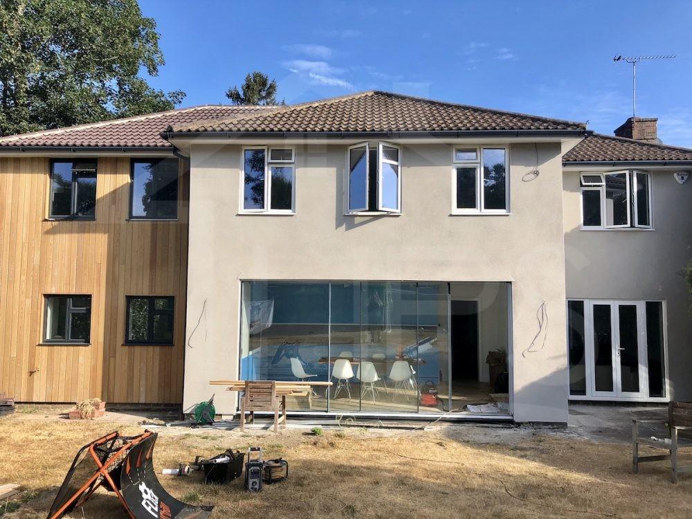 Can you paint UPVC windows?   Painting PVC windows grey