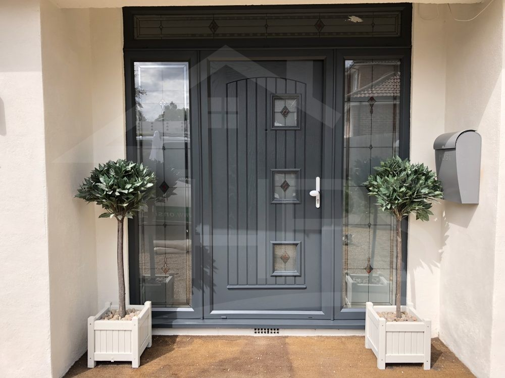 Can You Paint Upvc Doors >> Can you paint UPVC front doors? | Painting a PVC door | Household Paint Services