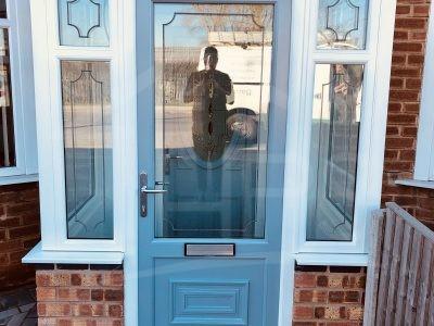 Can You Paint Upvc Front Doors Painting A Pvc Door